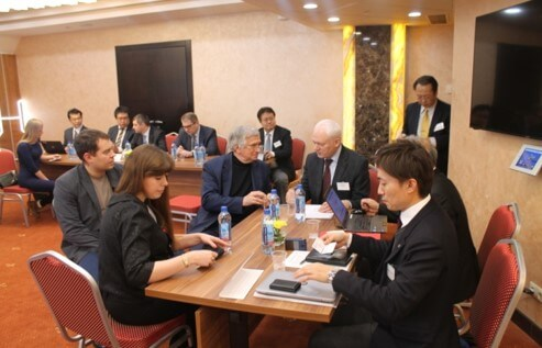 Центр делового партнёрства с Японией